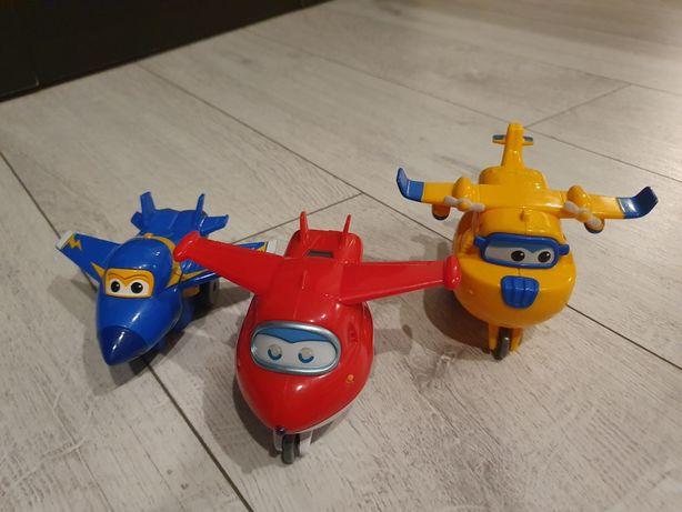 Samoloty Super Wings - zestaw