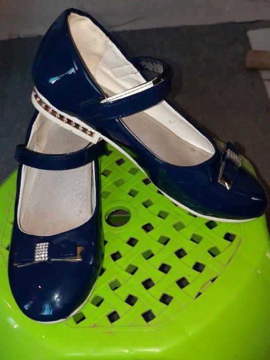 Туфли для девочки 33р. Одесса - изображение 1