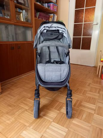 Wózek spacerówka Valco Baby Snap 4 Grey Marle