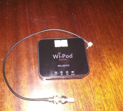 Wi-Pod MAX Reliance Intertelecom
