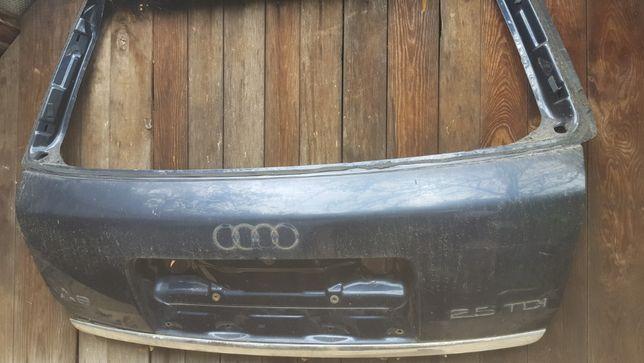 Крышка багажника Audi А6 С5 1997-2004г. (универсал)