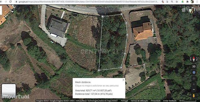 Terreno para construção em Vila Nova de Cerveira (Mentrestido)