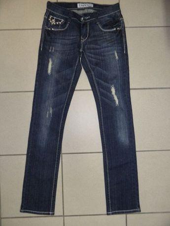 Spodnie dżinsy z USA pas 72 HIT!