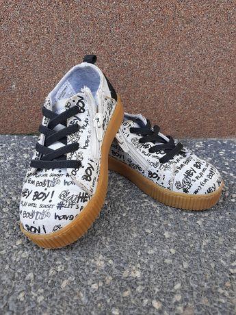 Buty Zara półbuty buciki rozmiar 23