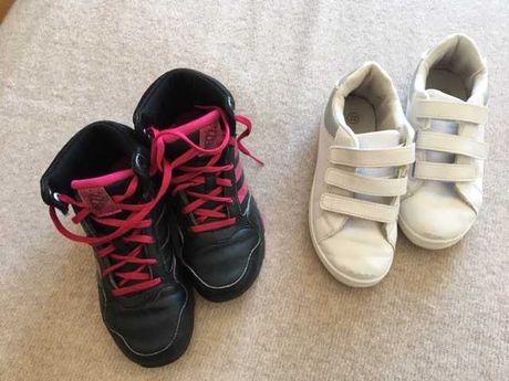 Sapatilhas Adidas T32 + Ténis T32