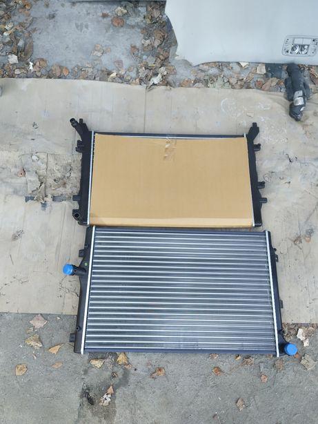 Радиаторы Радиатор охлаждения Америка Jetta, Passat