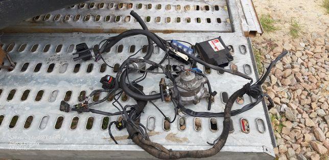 Sekwencyjna instalacja gazowa King