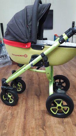 Wózek Tutek Grander 3w1