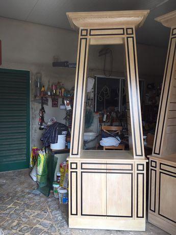 Movel sala vitrine expositor