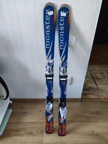 Head горные лыжи детские 117, шлем лыжный детский