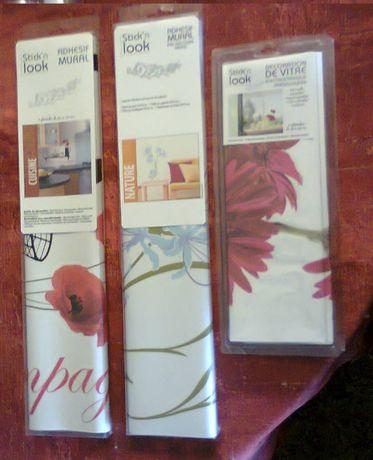 4 adesivos murais para decoração de cozinha