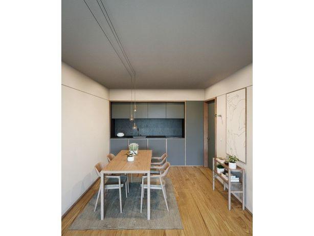 Apartamento Novo T1 Campanha Com Varanda E Arrumos E Garagem