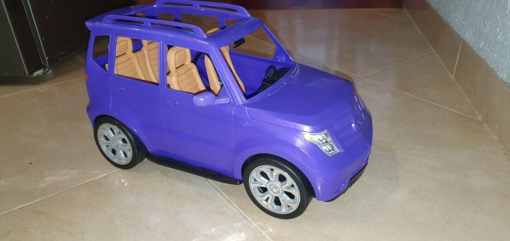 Samochód Barbie duży fioletowy Szczecin - image 1