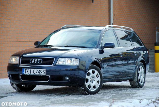 Audi A6 1.9 TDi Automat Skóra Navi Full Opcja