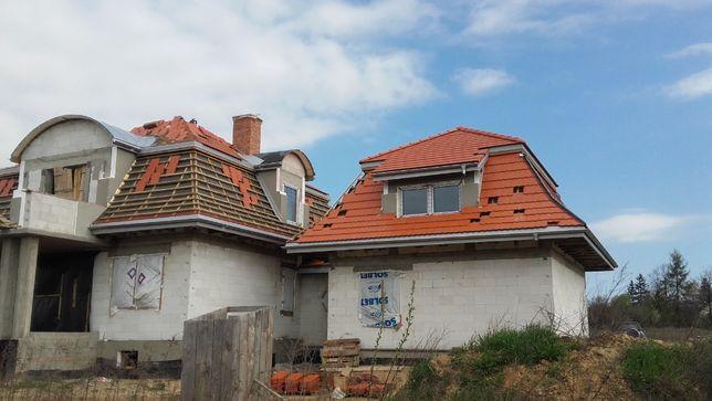 Usługi Dekarskie Krycie Dachów