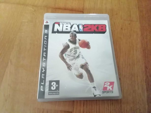 Jogo NBA2K8 PS3