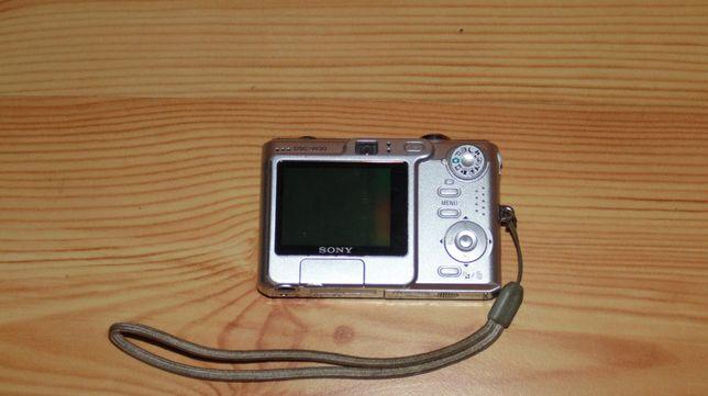 Aparat Cyfrowy Sony DSC-W30