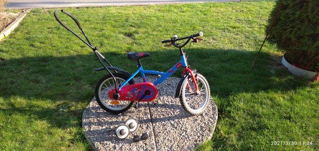 Rower dziecięcy b-twin 16 cali