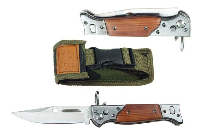 Bagnet nóż Ak47 ZSRR CCCP AK-47 +etui AUTOMAT