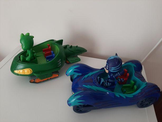 PJ Masks Геко і Кетбой