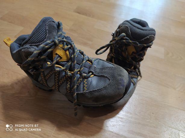 Демисезонные термоботинки ботинки  lafuma обувь мальчика 30 19.5 см