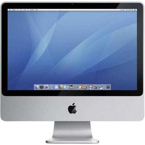 "iMac 20"" (Mid 2007) C/ Garantia e Disco SSD"