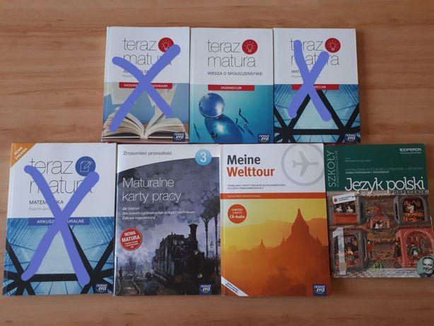 Książki do liceum i technikum