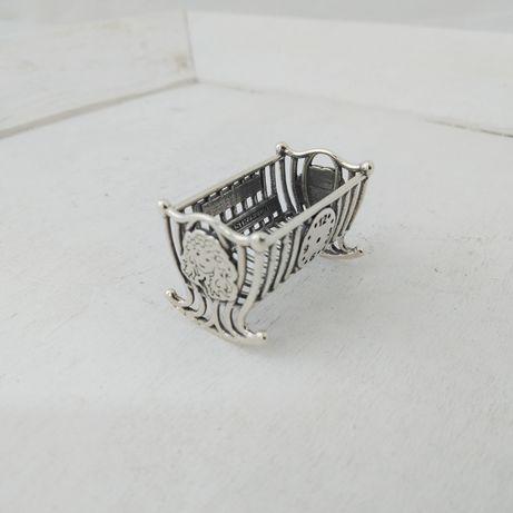 Srebrna kołyska, srebro 925