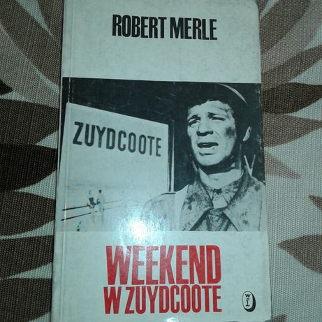 Weekend w Zuydcoote Robert Merle