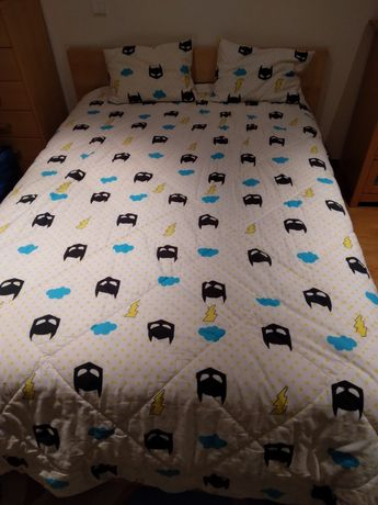 Edredões cama casal