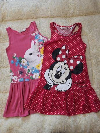Продам платье НМ на девочку 4-6 лет