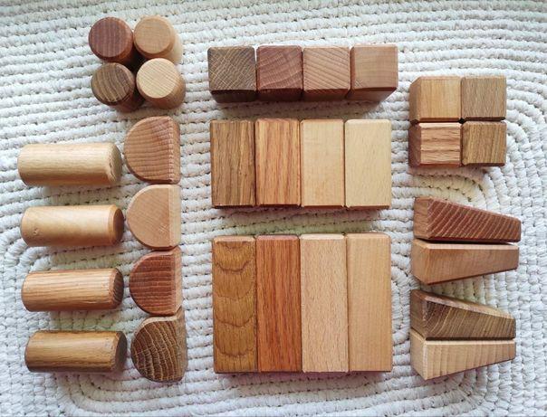 Дерев'яний конструктор ручної роботи