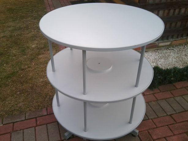 stolik obrotowy wys 90 szer 82cm