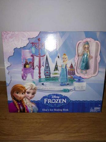 Kraina lodu Elsa na lodowisku Frozen
