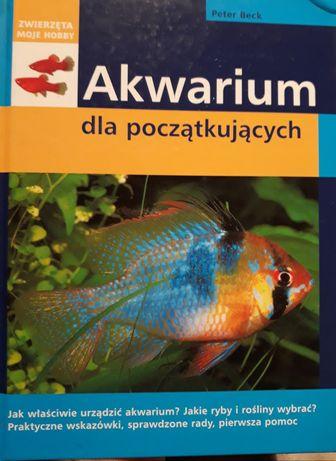 Książka Akwaria dla początkujących
