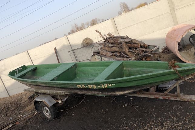 Łódka wędkarska, pychówka