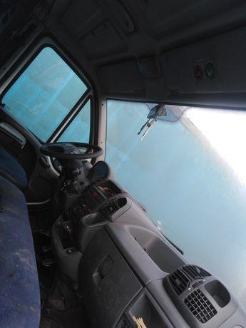 Citroen Jumper Lift deska rozdzielcza z pasami stan bdb wysyłka Kurier