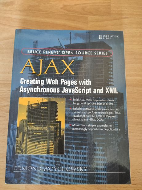Ajax. Creating Web Pages with Asynchronous JavaScript and XML