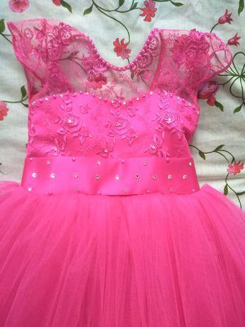 Платье выпускное для садика