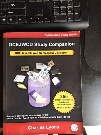 OCEJWCD Study Companion. Java Web Component Developer
