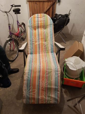 Krzesło rozkładane