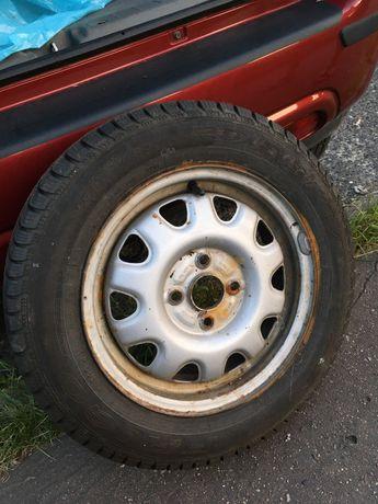 Dębica Frigo 165 70 r14 2019r + felgi stalowe Suzuki