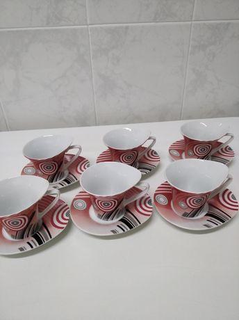 Vendo chávenas de café