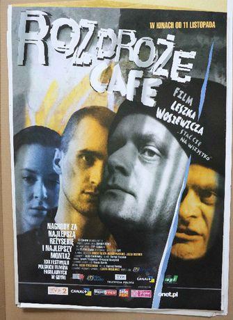 Kazik w filmie - Rozdroże Cafe - plakat filmowy