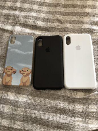 Чехли для iphone X, Xs