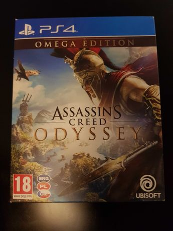 Gra na PS4 Assassins Creed Odyssey, Omega Edition