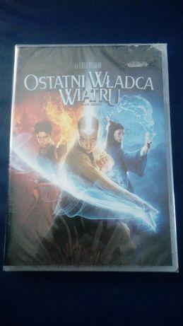 Ostatni Władca Wiatru [DVD]