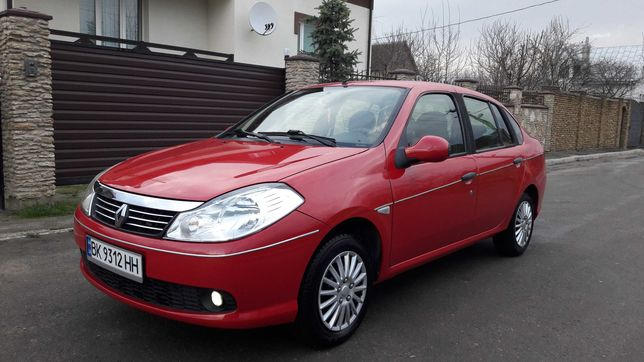 Продам Renault Thalia газ/бензин.