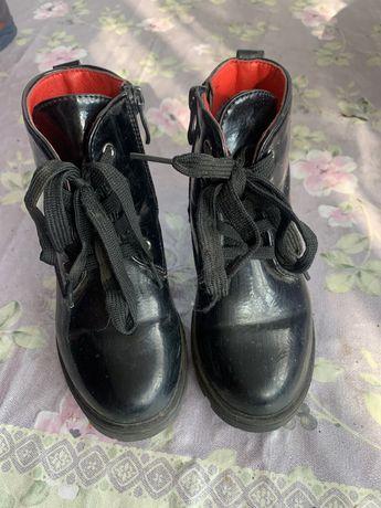 Ботинки демисизонные 28р