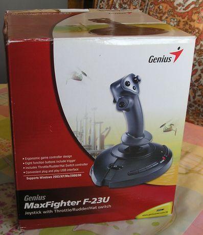 Джойстик Genius MaxFighter F-23U
